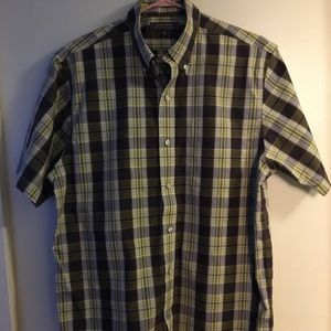 Denver Hayes Button down Never Iron Shirt